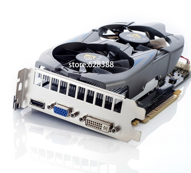 US $85 77 |New Nvidia Geforce GTX 780 4G Video Card 128Bit DDR5 Directx 11  Graphic Card for Games Free Shipping-in Graphics Cards from Computer &