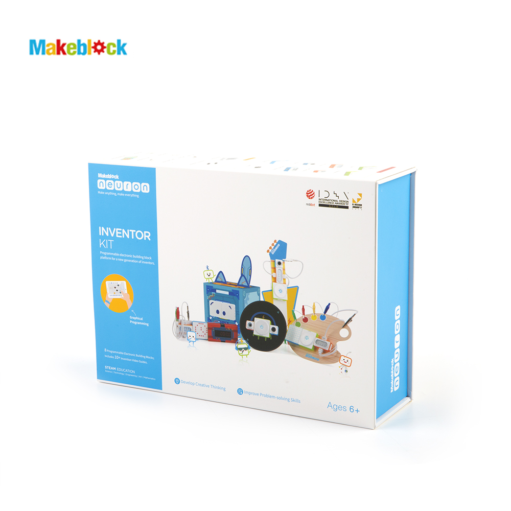 Littlebits Electronic Building Blocks For Creating Inventions Large
