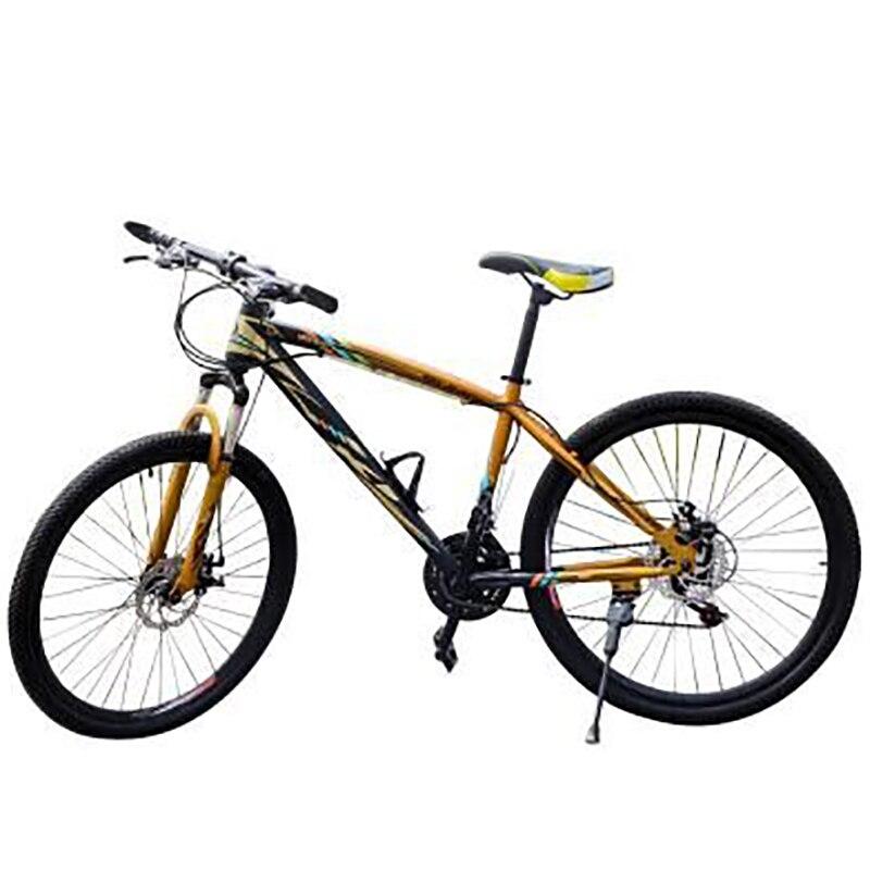 Carbon Steel Material 21 Speed 26 Inch 30 Spoke Wheel Bike Cycling Wholesale Mountain Bike