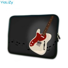 guitar mini tablet cover laptop case Protective skin 7.9 smart notebook sleeve 7 protective bag for ipad 4 TB-23027