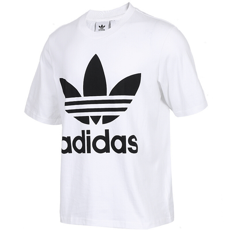 Adidas Original New Arrival 2019 Summer Men's Skateboarding T shirts Short Sleeve Breathable Comfortable Sportswear #CW1212