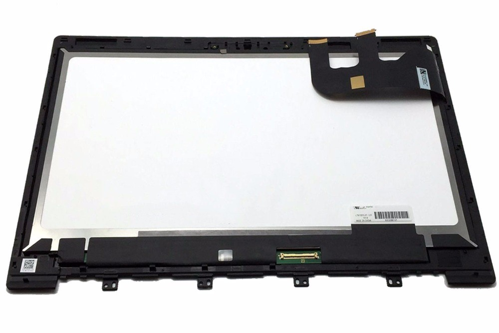 Free shipping For ASUS Zenbook UX303 13.3 inch 3200*1800 New LCD Display Panel Touch Screen Assembly With Frame Replacement