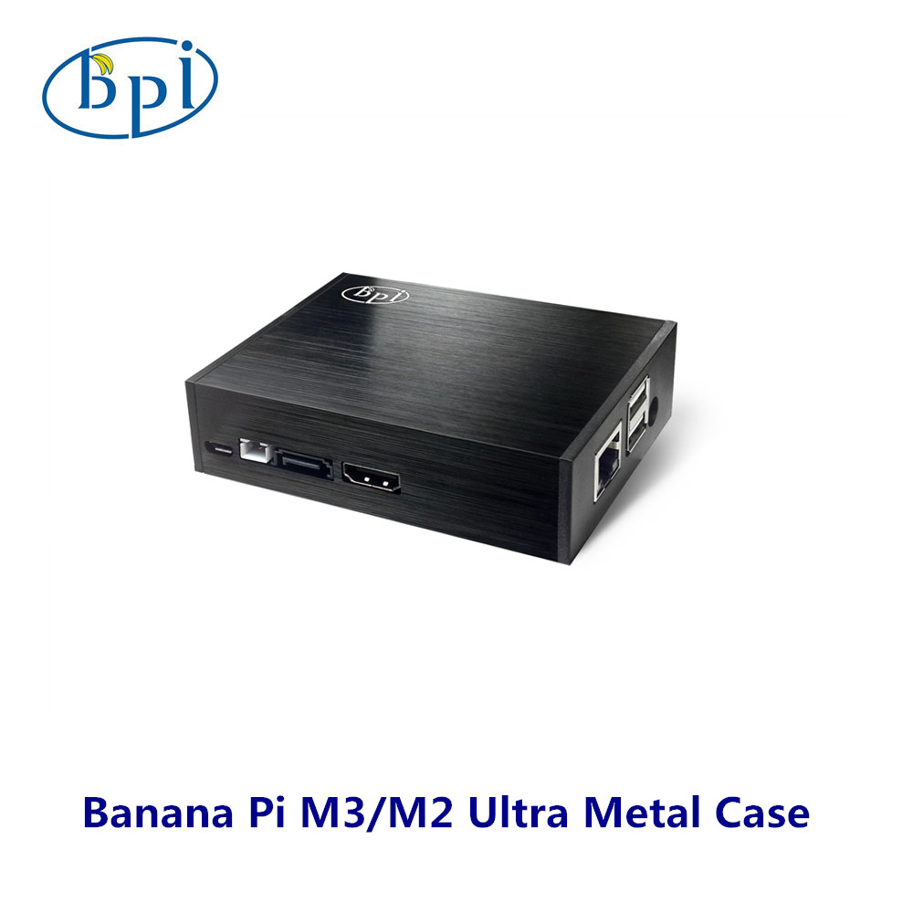 BPI M3 / M2 Ultra Metal Case Only Applicable To BPI M3 / M2 Ultra