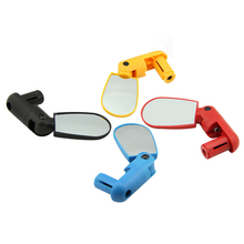 Bicycle  Universal Adjustable rear view mirror mountain bike handlebar Rearview Mirror