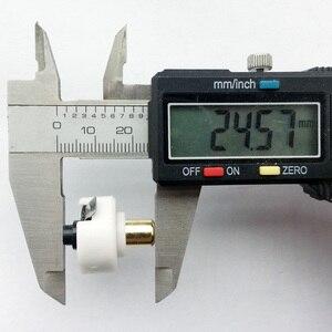 Image 3 - 2 adet/grup Profesyonel el feneri anahtarı düğmesi kuyruk kapağı tıklayın/clicky anahtarı elektronik DIY Parçaları