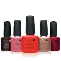 2015 New Arrival CND Shellac Soak Off Salon UV Nail Gel 79Colors The Best Nail Gel