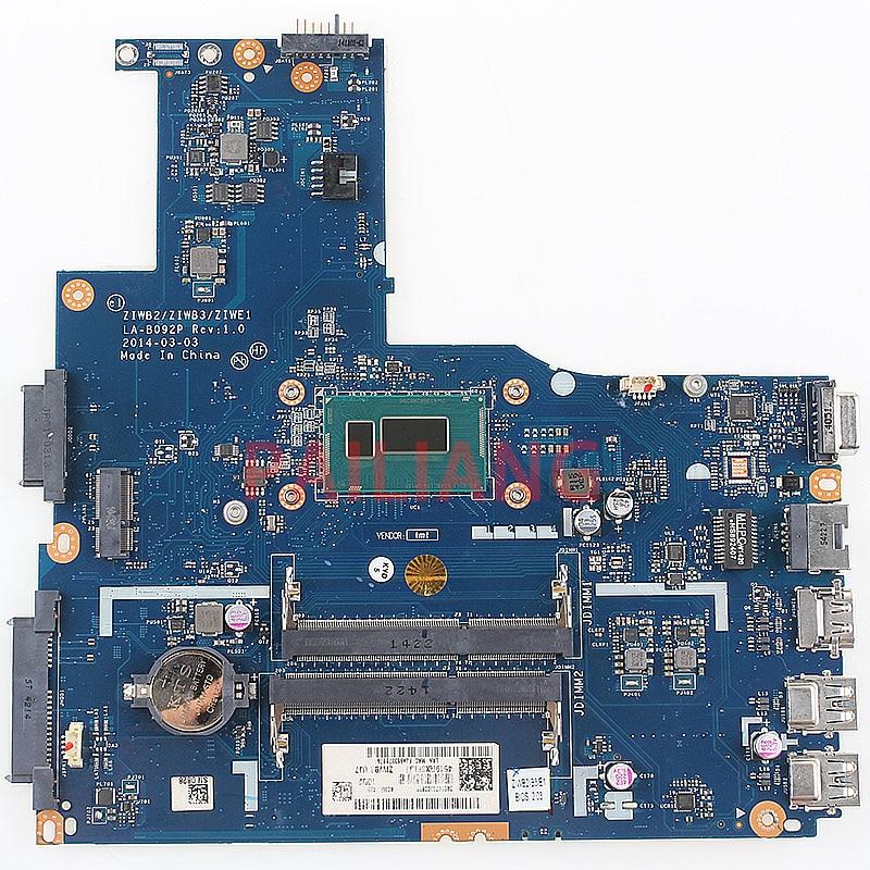 H000090090 Toshiba L55W-C Series Intel i3-5015U Motherboard