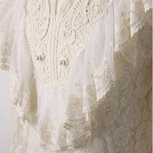 ажурные блузки на алиэкспресс