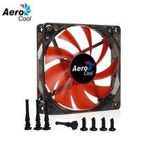 Aerocool 120mm Ventilateur PC Cas Ventilateur De Refroidissement 120mm 12 V 3pin & broches 12 cm Ordinateur Ventilateur Silencieux