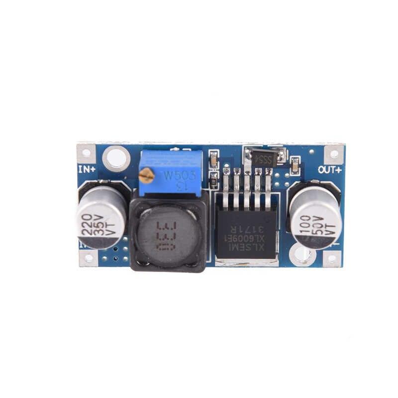 1pc XL6009 Module de convertisseur de puissance de suralimentation réglable en courant continu remplacer le Module d'alimentation convertisseur de suralimentation en courant continu