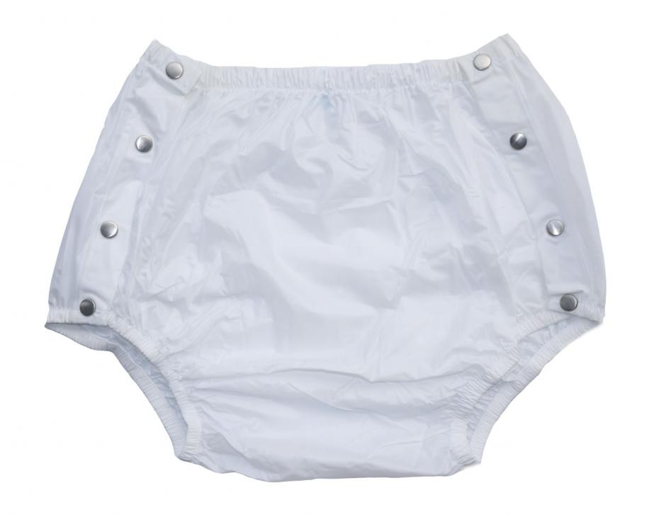 ABDL Incontinence Snap-on Plastic Pants  P004-1
