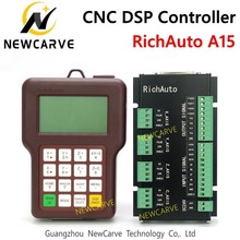Richauto A15 Multi-spindle 3 Axis CNC DSP Controller A15s A15e Offline USB Motion Control System Manual For Cnc Router NEWCARVE все цены