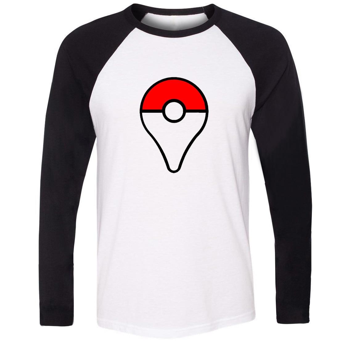 new-unisex-t-shirt-font-b-pokemon-b-font-go-plus-poke-ball-pokeball-catch-pikachu-pattern-raglan-long-sleeve-men-t-shirt-boy-print-tee-tops
