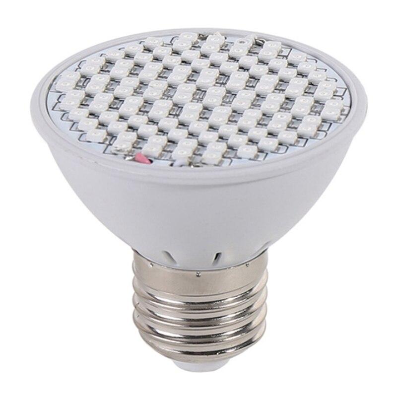 Licht & Beleuchtung 6 Watt Volle Specturm Led Wachsen Licht Phyto Lampe Led Hydrokultur Licht Für Gemüse Sämlinge Gewächshaus Anlage Beleuchtung Diversifizierte Neueste Designs Led-beleuchtung