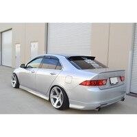 Voor Honda Accord CL7 CL9 spoiler venster vizier 4dr 2004 2008 Spoiler-in Spoilers & vleugels van Auto´s & Motoren op