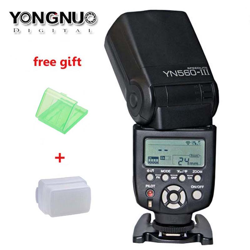 Yongnuo YN-560 III for Nikon,Yongnuo YN560III YN 560 III for Nikon Ultra-long-range Wireless Flash Speedlite paomotoring датчик положения дроссельной заслонки на 1996 2006 гг toyota truck suv v6 l4 oem 88970220 1985001060