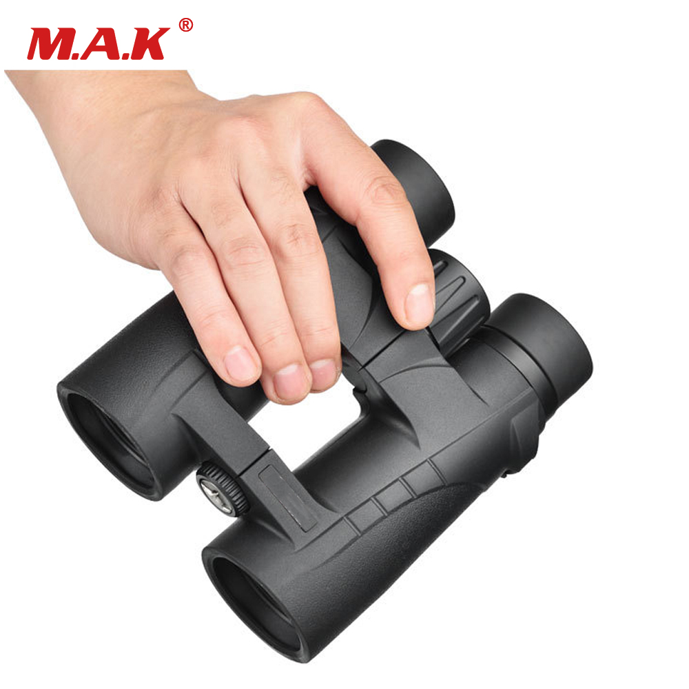 8X42 Binoculars Telescope HD Handheld Binocular Night Vision Waterproof for Outdoor Hunting Camping