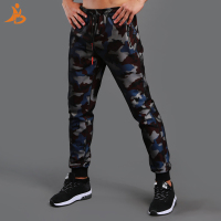 2018 New Keep Warm Sport Trouser Camouflage Leisure Small Leg Gym Pants Men Running Basketball Soccer Training Jogging Pants Men