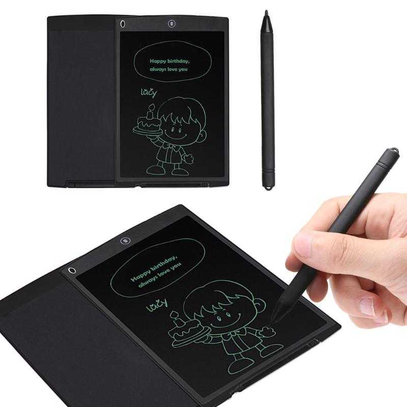 8.5''/12'' Professional Graphic Drawing Tablets Pen Digital Painting Pens