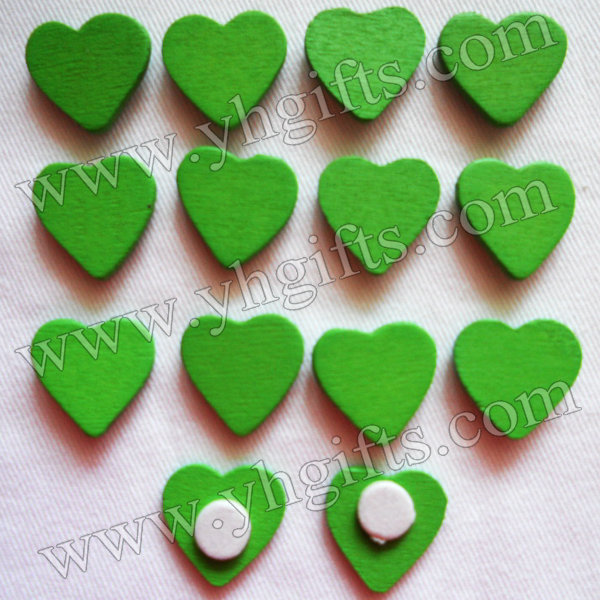 1000PCS/LOT.GREEN heart sticker,1.8cm Kids toys,scrapbooking kit,Early educational DIY.Kindergarten crafts.Classic toy
