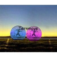 Inflatable ánh sáng zorbing bóng, nước cán hydro cơ thể bóng zorb, zorb bóng nước, inflatable sáng suốt zorbing balls