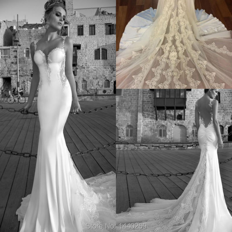 Mermaid wedding dresses with long trains discount for Cheap wedding dress malaysia