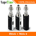 100% Original 60W Eleaf iStick Kit with Eleaf Melo 2 Tank 4.5ml Atomizer vs Eleaf istick TC60W BOX Mod Electronic Cigarette