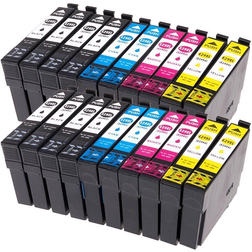 29 29XL T2991XL For Ink Cartridges  XP235 XP247 XP245 XP332 XP335 XP342 XP345 XP435 XP432 XP442 XP445