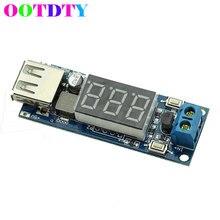 4,5-40 в 2 в 1 DC до 5 В 2A USB зарядное устройство DC-DC понижающий преобразователь вольтметр модуль MY2