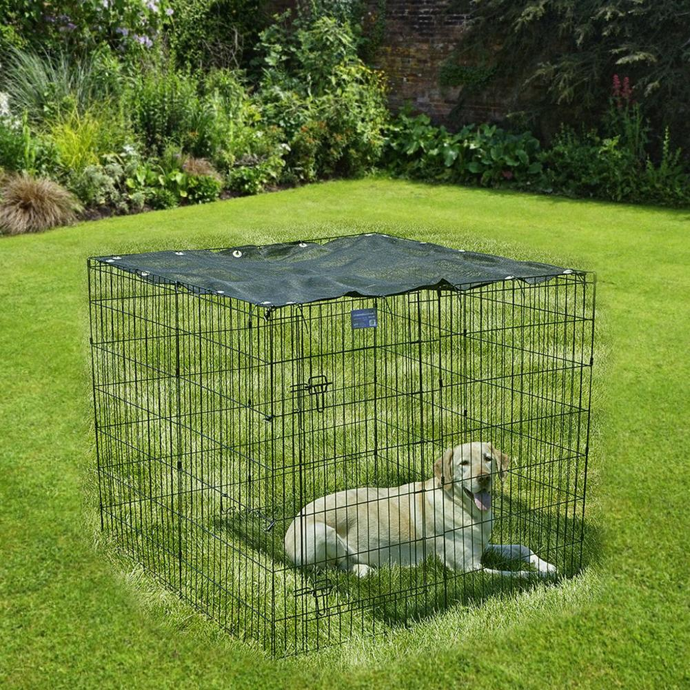 Dog Crate Cage Cover Pet Sun Protection