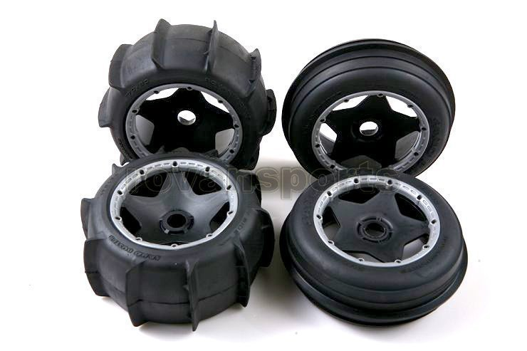 baja 5B Desert Wheels and tyres for 1/5 HPI Rovan KM baja 5b desert wheels and tyres for 1 5 hpi rovan km
