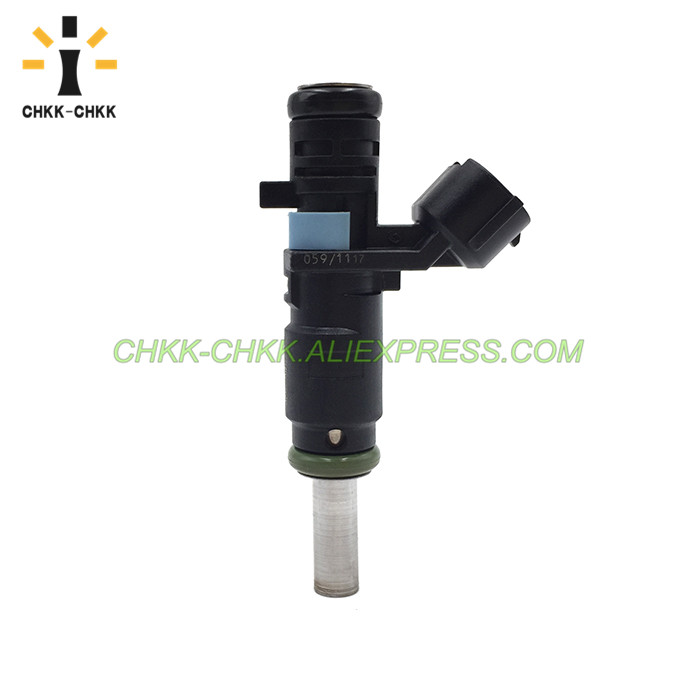CHKK CHKK NEW Car Accessory 07K906031C fuel injector for VOLKSWAGEN BEETLE BORA GOLF JETT A PASSAT RABBIT 2 5L L5 in Fuel Injector from Automobiles Motorcycles