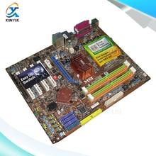 MSI P45 NEO3-F Original Used Desktop Motherboard P45 Socket LGA 775 DDR2 16G SATA2 USB2.0  ATX