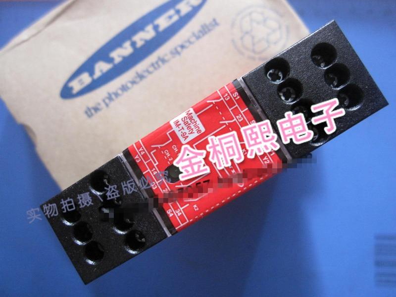 Original import hot spot safety relay module safetylightcurtain IM-T-9A quality assurance three phase bridge dfa150aa160 dfa200aa160 original spot quality assurance