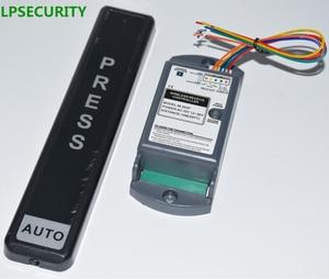 Image 3 - LPSECURITY Otomatik kapı kapı kablosuz ev elektronik dokunmatik anahtarı kapı açma anahtarı