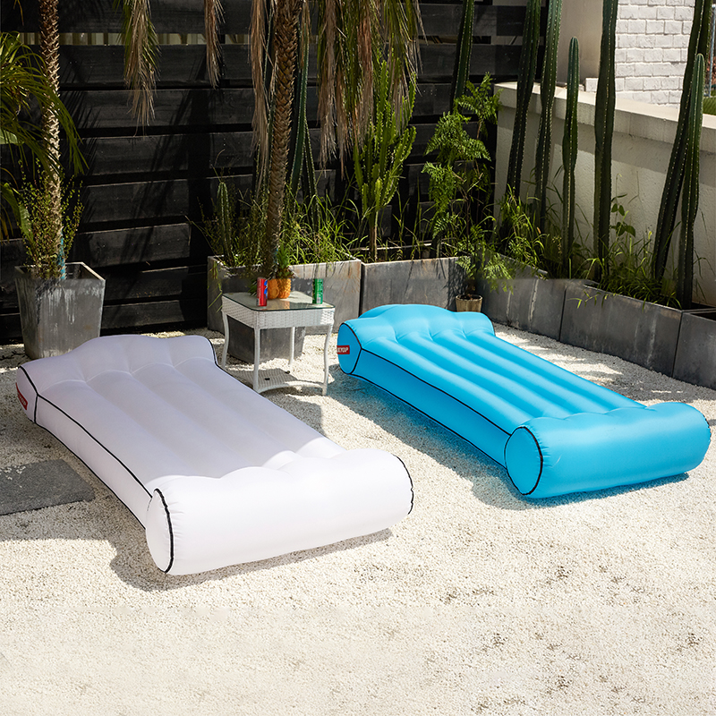 Image 3 - Air beanbag sofa Bed outdoor Inflatable bean bag chair waterproof bed-in Beach Chairs from Furniture
