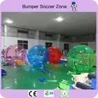 Бесплатная доставка 2 м воды пузырь мяч надувной Гуляя воды Шарики шары гигантские надувные анти стресс мяч