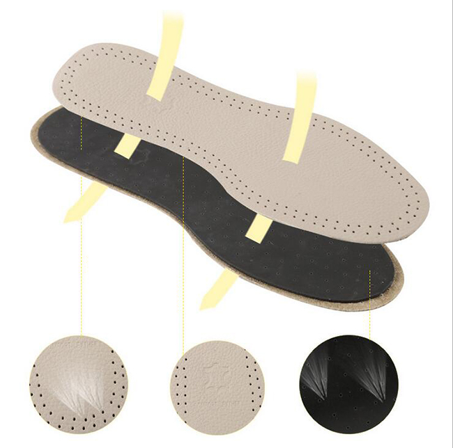 Free shipping 100pairs/lot Unisex Men Wemen Winter Warm Soft cowskin Winter Shoe Insole Pad Size 35-46 1 pair unisex men wemen winter warm soft wool winter shoe insole hand cut white breathable pad eeis02