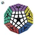 Shengshou 4x4 Megaminx Maestro Kilominx Negro/Speed white Cube Cubo Mágico Juguetes educativos del Envío Libre Envío de La Gota