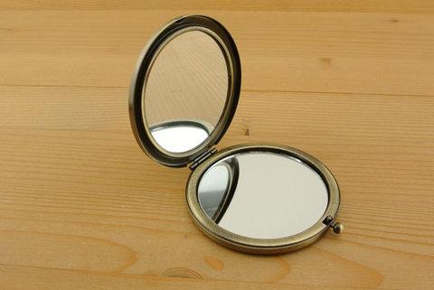 de espelho compacto espelho bolso fazer um presente para ela