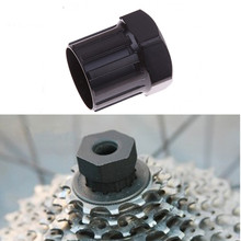 CYCLE ZONE Bike Bicycle Cassette Flywheel Freewheel Lockring Remover Removal Repair Tool 12 teeth durable carbon steel wrench