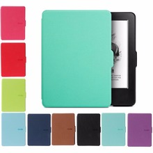 Faux Leather Flip Stand Tablet Case Cover For Amazon Kindle 8th Generation 2016