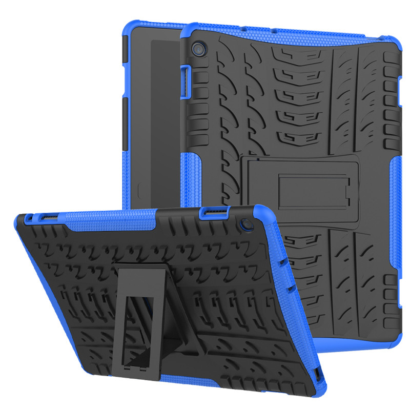 Tablet Case Kickstand Lite Huawei Mediapad Hard For Hybrid Armor Bah-W09-Al00-Cover M3