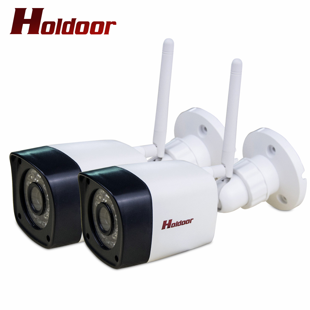 2 PCS Outdoor 1080P IP Camera Wireless Wifi HD IR night vision Onvif IP65 waterproof security bullet network web camera h free shipping hd 1080p waterproof bullet ip camera wifi wireless outdoor surveillance camera onvif security ir night vision