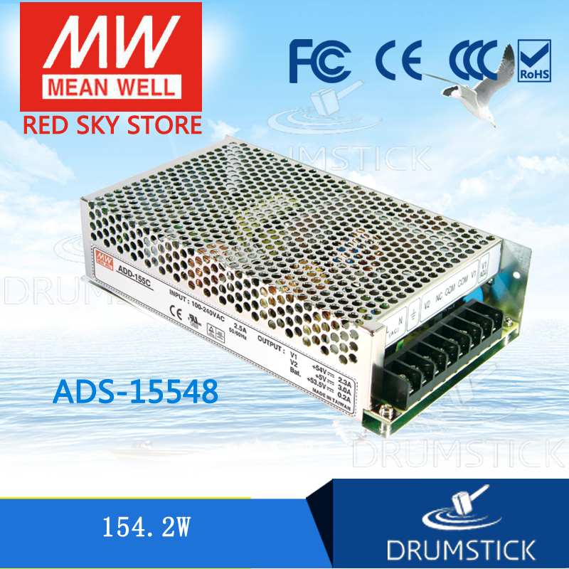 Advantages MEAN WELL ADS-15548 24V meanwell ADS-155 154.2W Single Output with 5V, 3A DC-DC Converter
