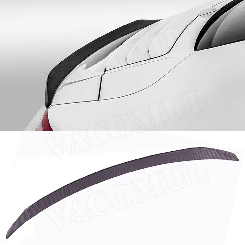 Pour 911 Arrière De Voiture en Fiber de carbone Spoiler de Coffre Ailes Pour Porsche Carrera 911 991 2012 2013 2014 2015 VRS 911 V-RT Style FRP