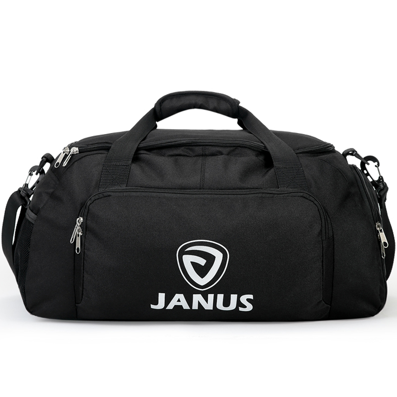 Outdoor Sports Gym Training Fitness Shoulder Bag With Shoes Pocket Yoga Racket Handbag Basketball Football Soccer Storage Bags