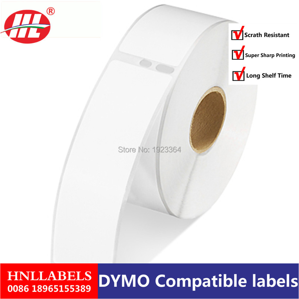 10X Rolls DYMO 30252 LabelWriter Self-Adhesive Address Labels