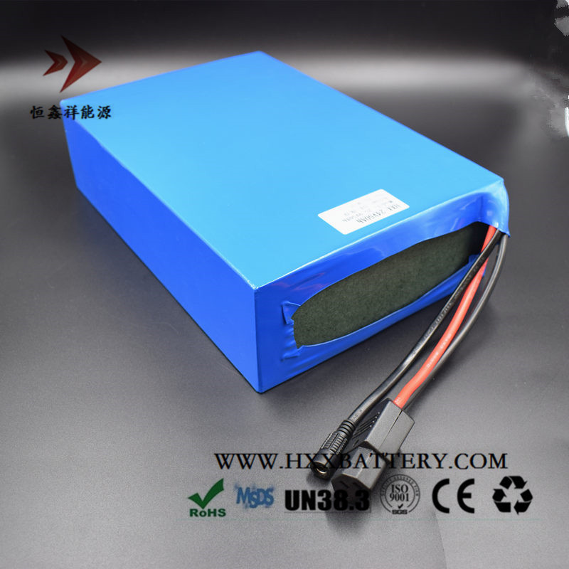24V 50AH 1300W Lithium Battery Pack for Hot Wheels Electric Unicycle Electric Wheelchair BMS Protection Long Cycles Customize free customs taxes high quality skyy 48 volt li ion battery pack with charger and bms for 48v 15ah lithium battery pack
