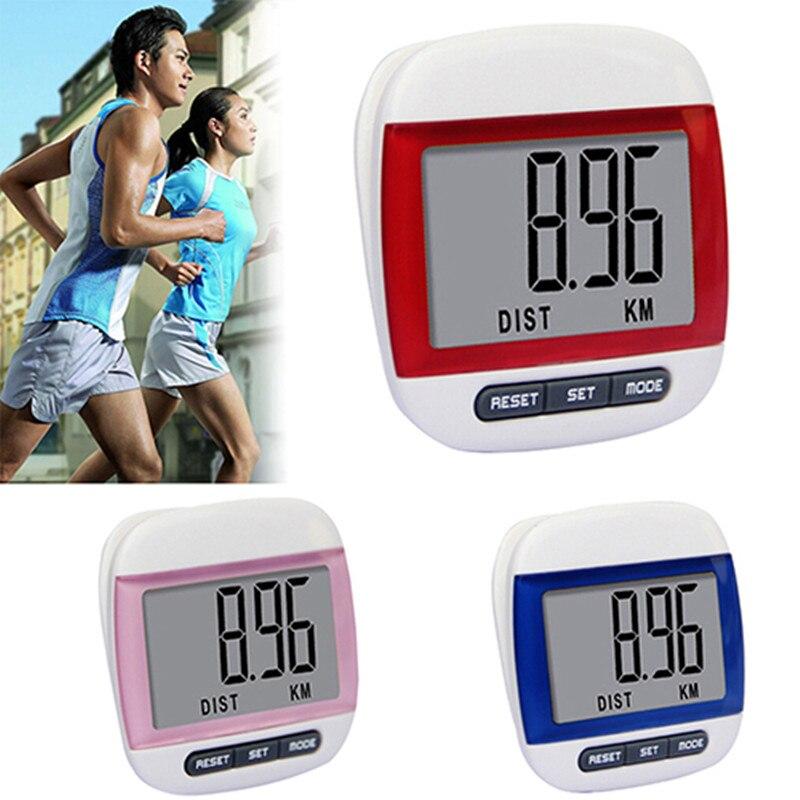 new2015 New Mini Waterproof Step Movement Calories Counter Multi-Function Digital Pedometer  5UTW
